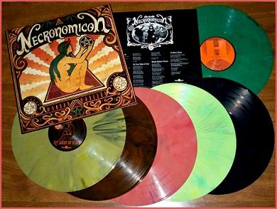 Necronomikon Quartett - Input